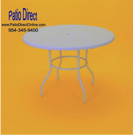 Table With Umbrella Hole-Table With Umbrella Hole Manufacturers