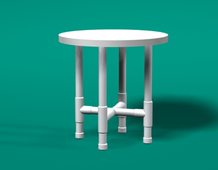 Pvc accessory tables for Pvc patio table