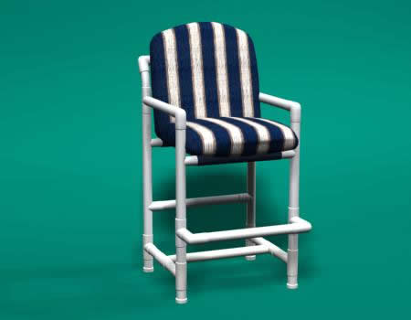 Pvc accessories for Pvc pipe chair plans