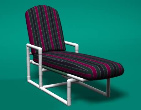 Pvc Modern Cushion