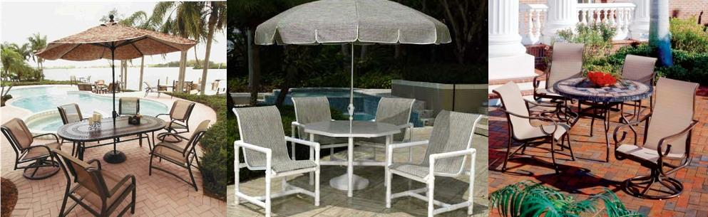 sling sets - Patio Furniture Replacement Slings Outdoor Patio Sets